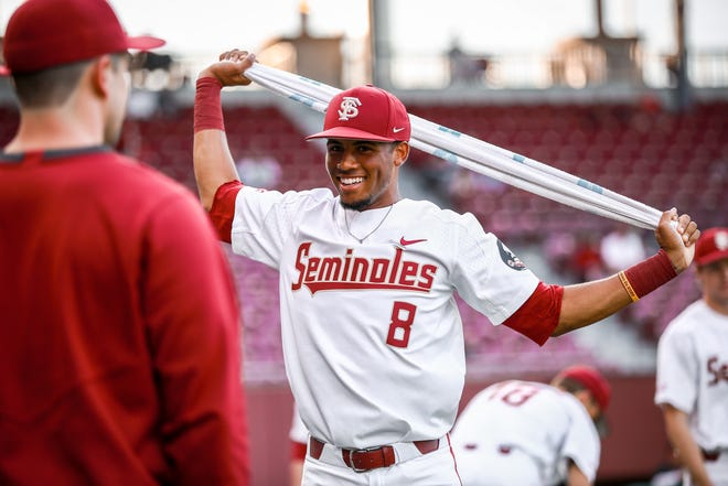 Florida State junior outfielder J.C. Flowers is becoming a key towards solidifying a consistent batting order.