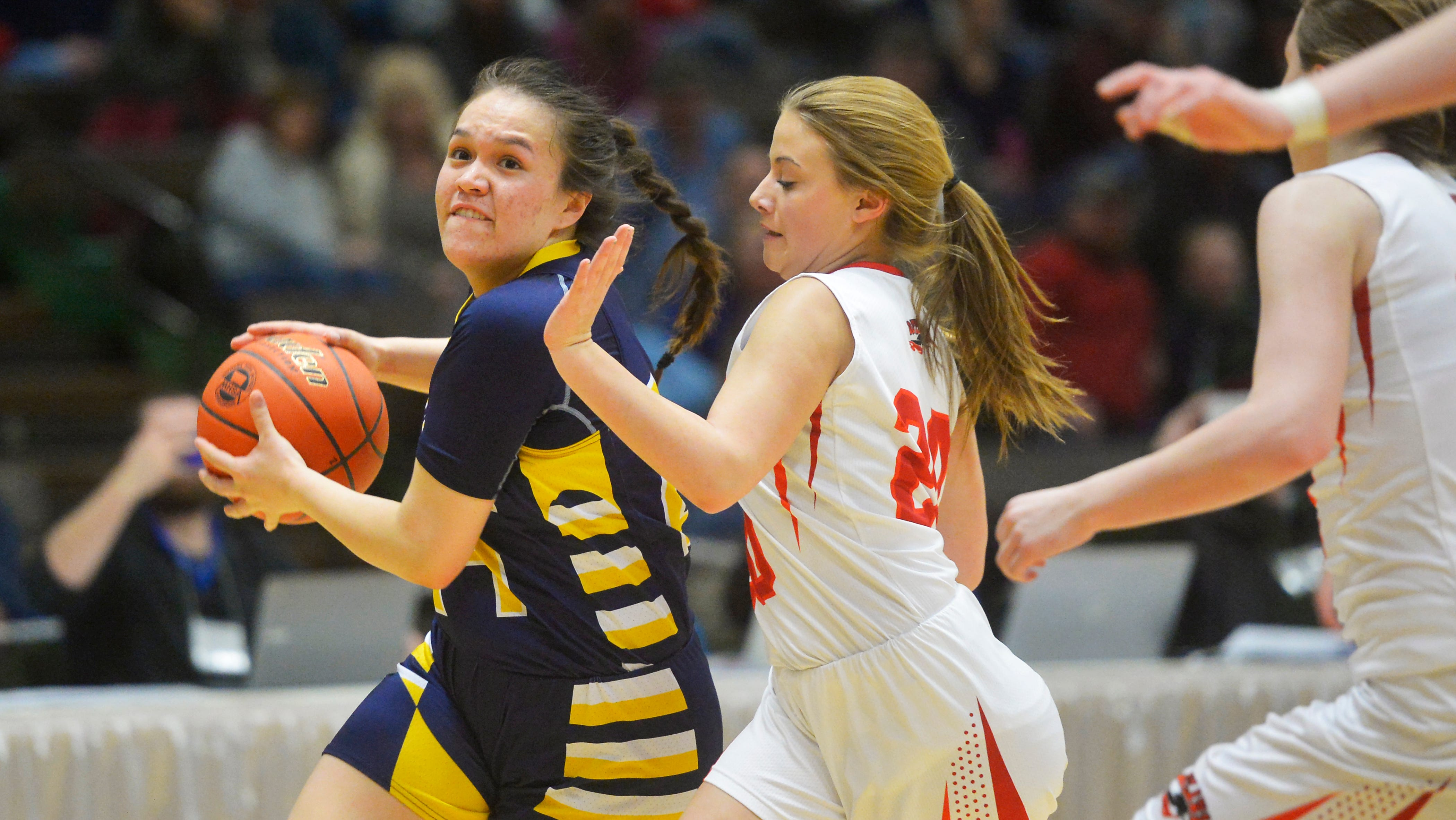 Great Falls Tribune announces its annual Super-State girls' basketball team