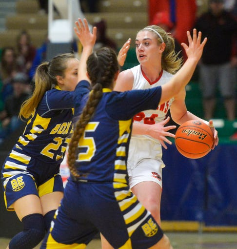 Girls Basketball State Playoffs Open For Handful Of: Girls State C Basketball Tournament, Great Falls