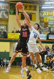 Great Falls High takes on Bozeman in the championship game of the Eastern AA Divisional Basketball Tournament on Saturday at CMR.