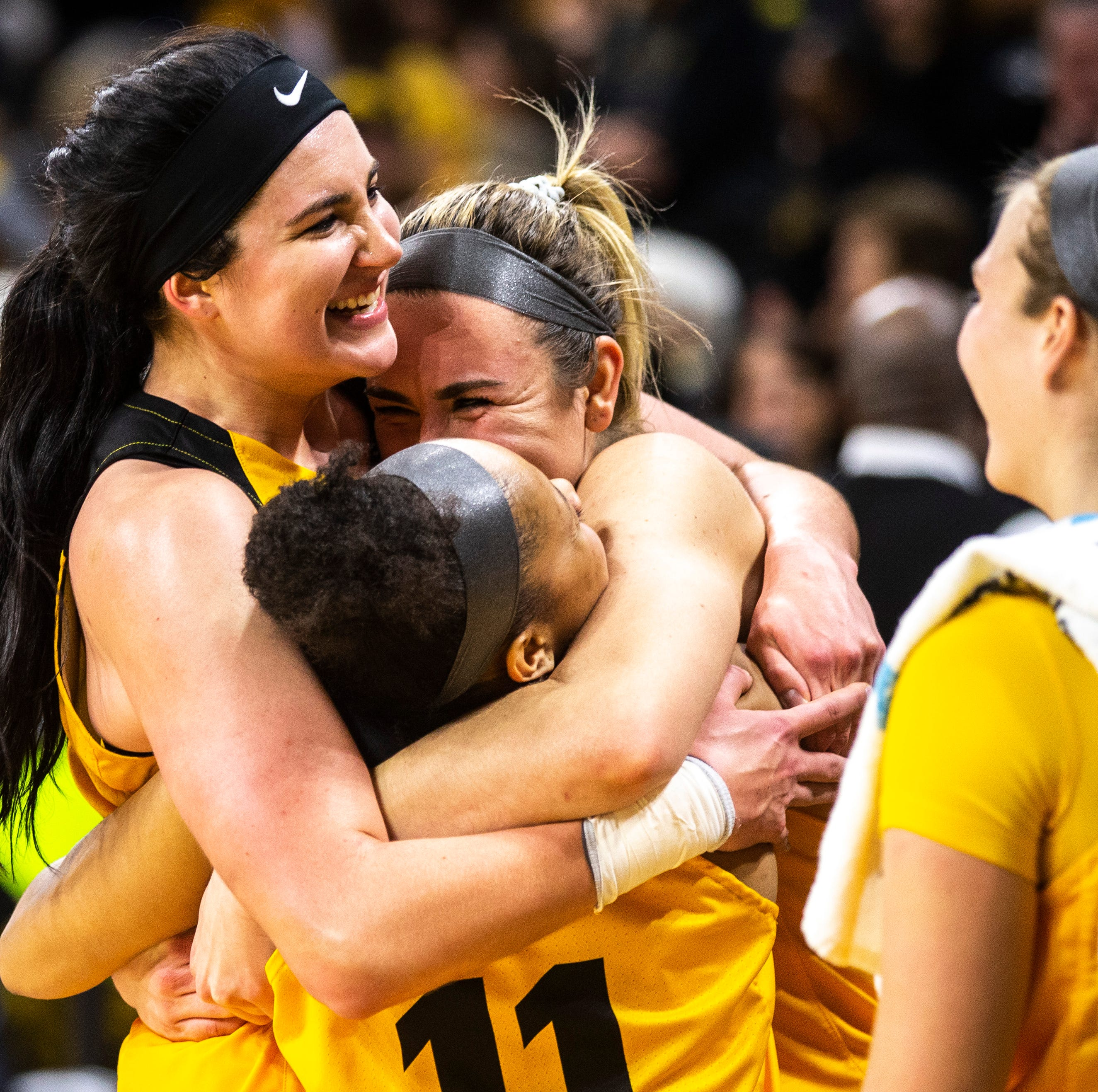 NCAA Tournament: Hawkeyes a No. 2 seed in Greensboro regional, will host Mercer to start
