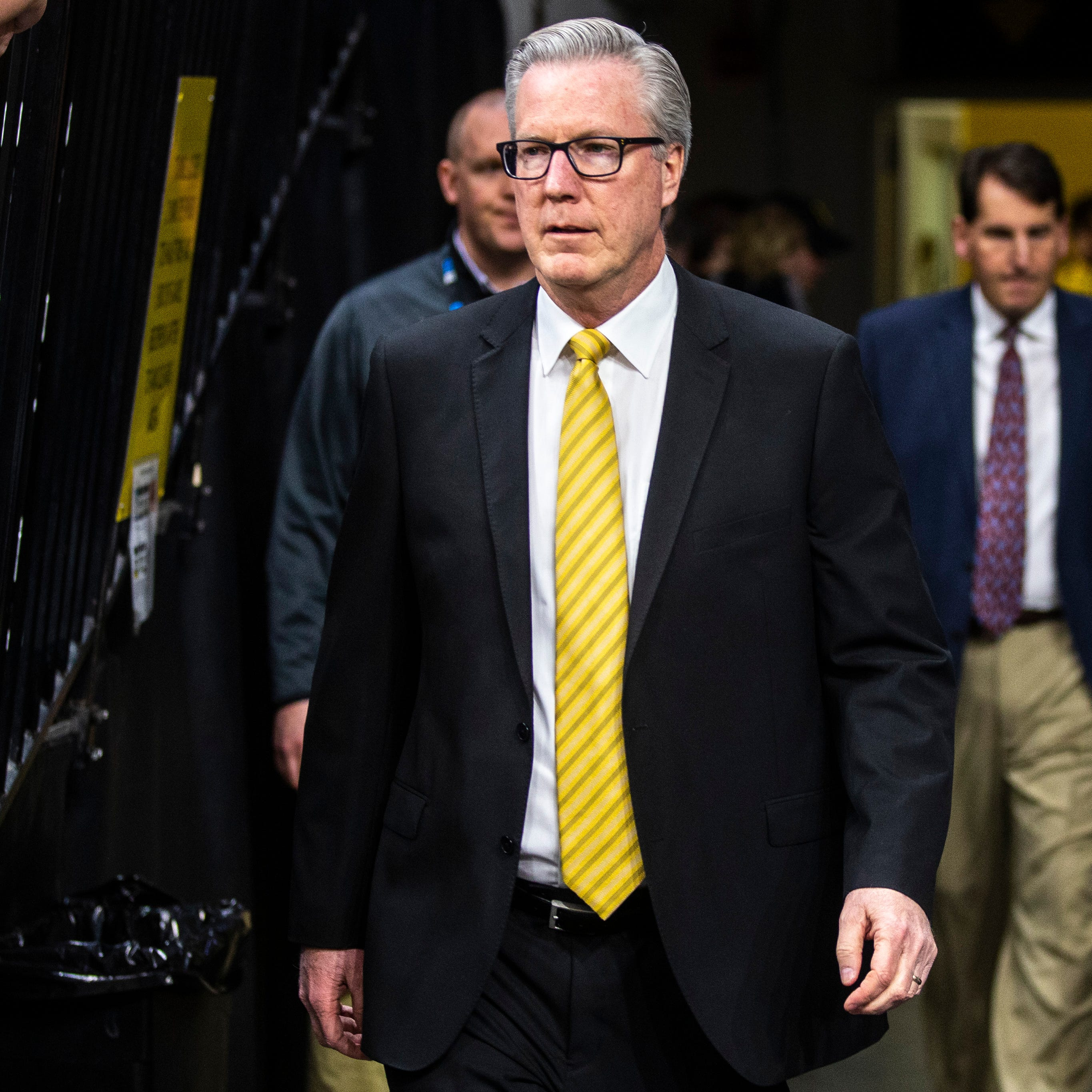 Leistikow: An important 2 weeks for Fran McCaffery, Iowa Hawkeye basketball