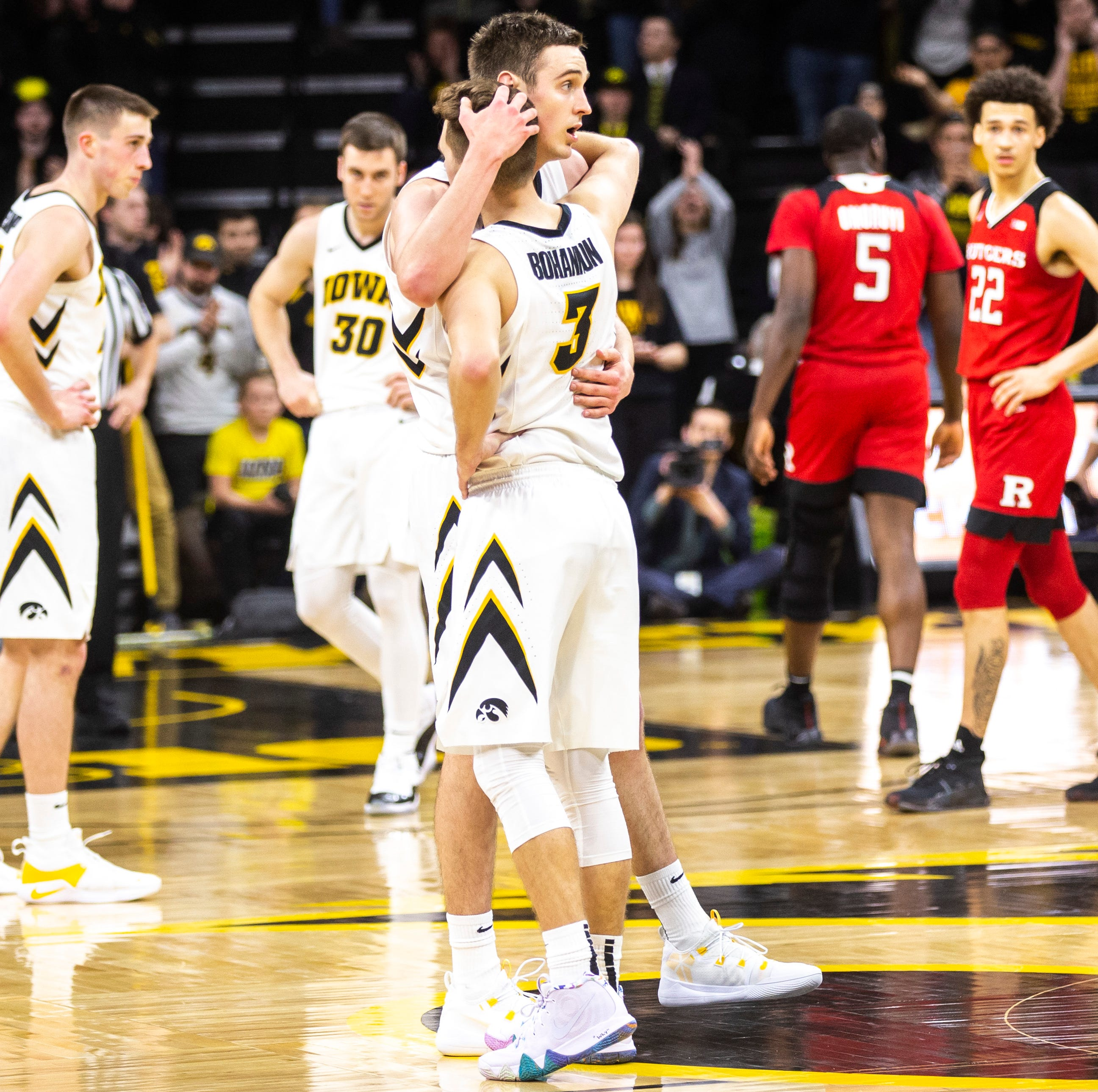 Leistikow: Hawkeyes fail to match Nicholas Baer's energy in humbling loss to Rutgers