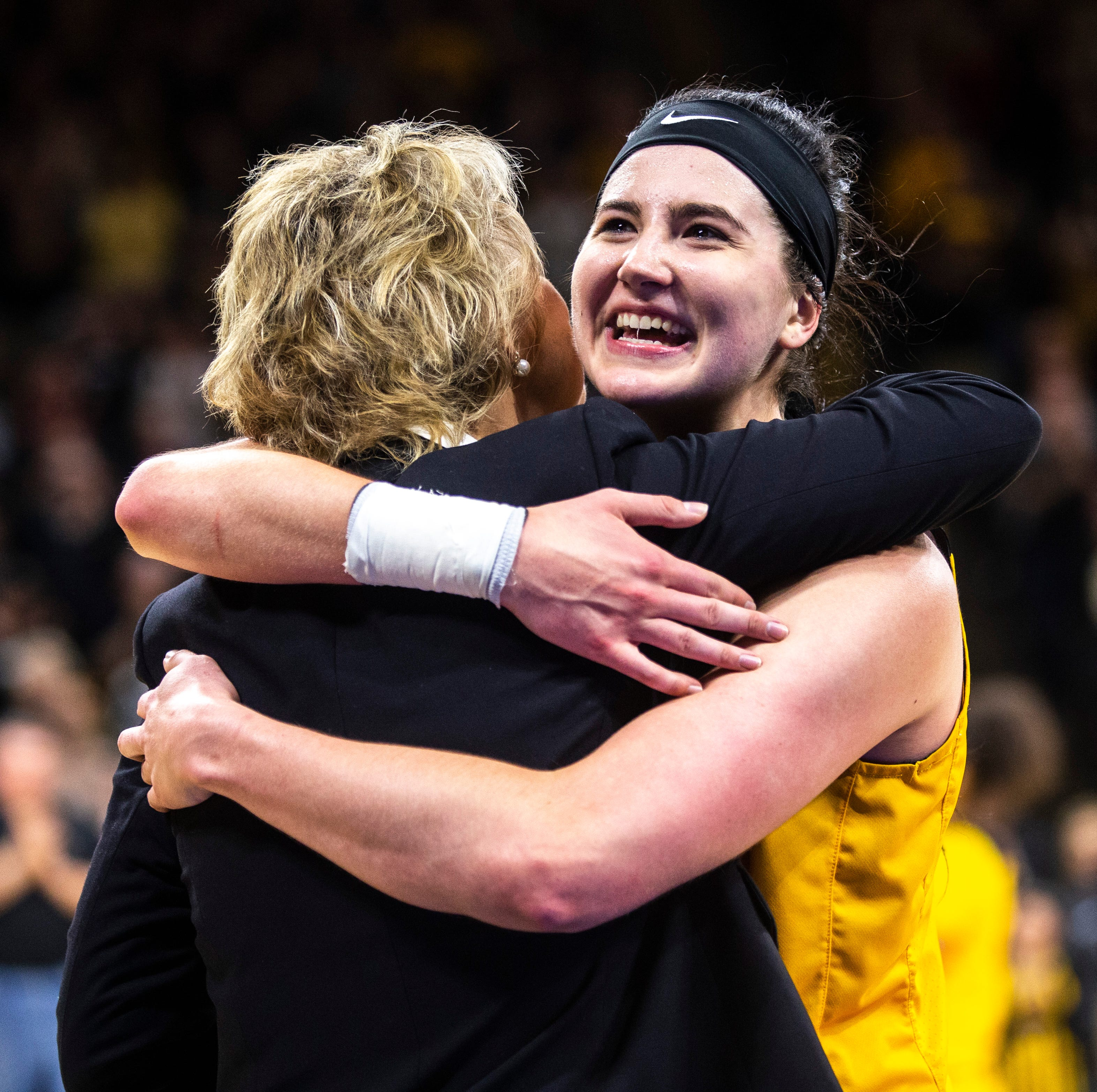 Iowa's Megan Gustafson unanimously named espnW's player of the year