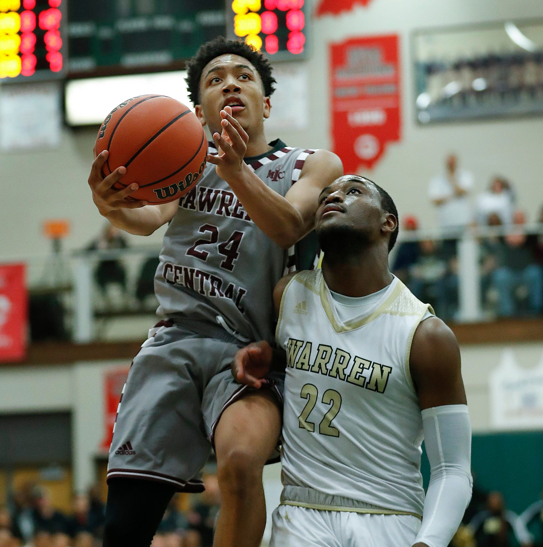 Indiana high school boys basketball sectional wrapup: Warren Central to rebuild, Mr. Basketball race jumbled, time for a shot clock?