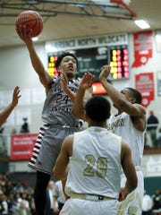 Nijel Pack (24) led Lawrence Central to a sectional title.