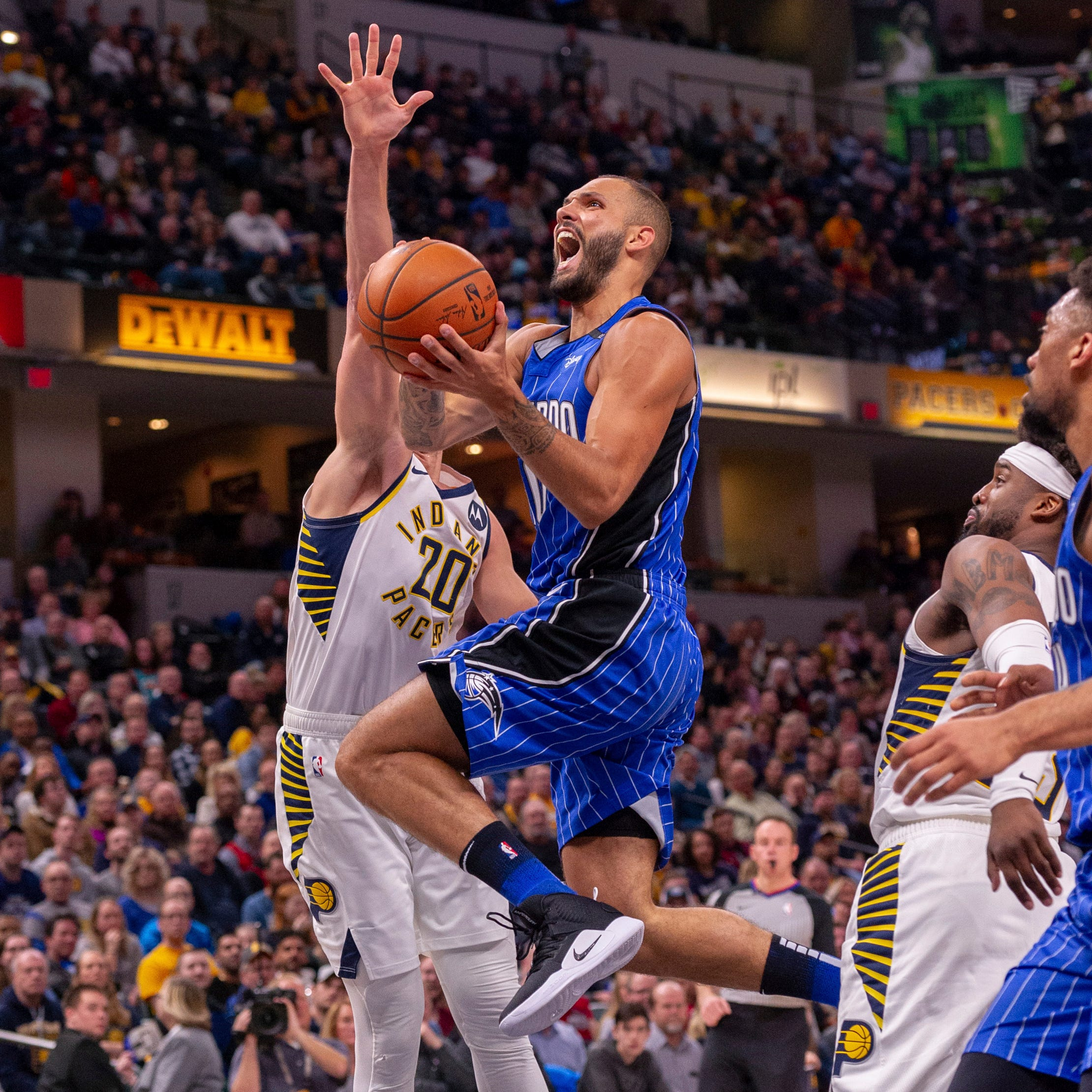 Being 'drunk on emotions' works against Pacers down stretch in loss to Magic