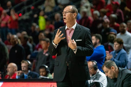 Coming off a loss to Appalachian State, Bob Marlin and the Ragin' Cajuns visit Little Rock on Thursday night.