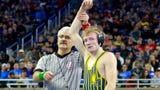 Highlights and interviews from three Livingston County state wrestling champions.
