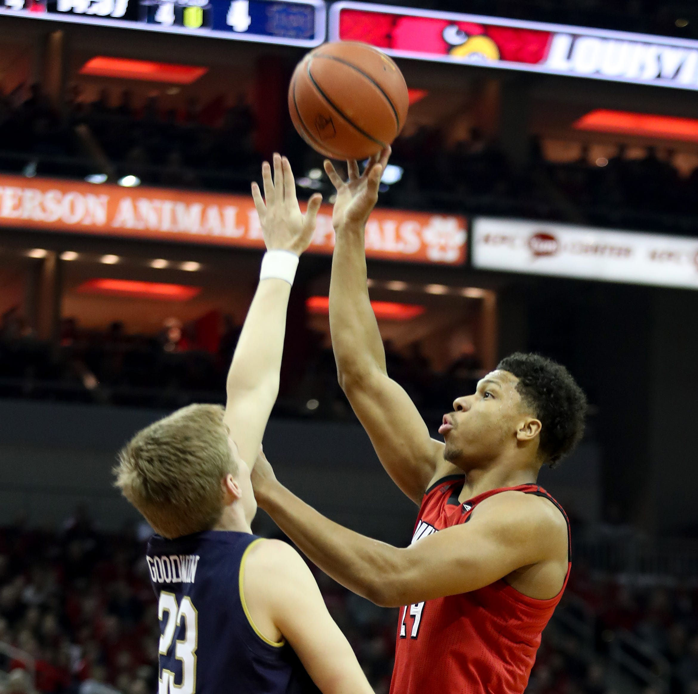 Louisville gets physical to recapture 'swagger' in win over Notre Dame