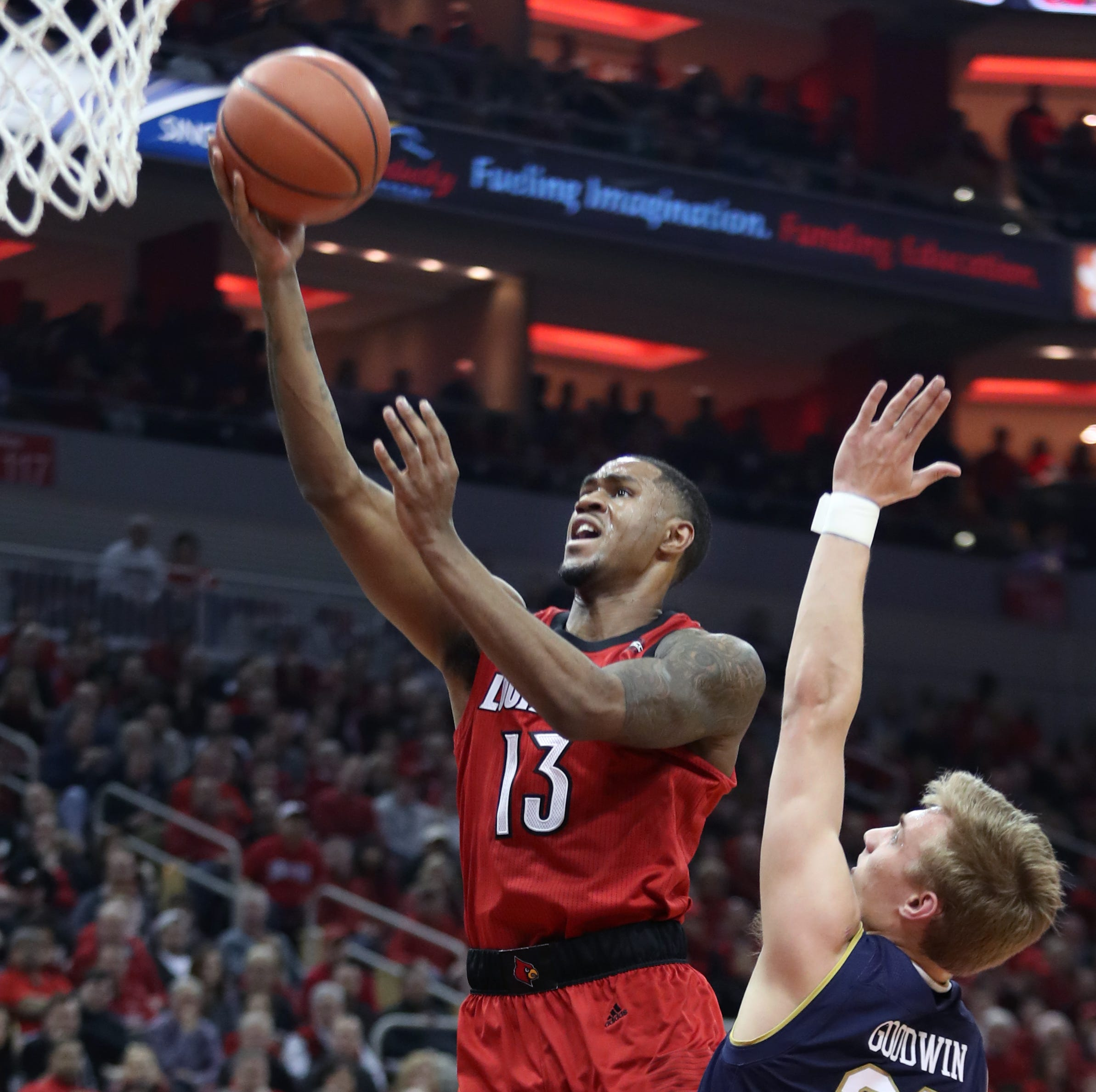 Morning Coffee: With Lamarr Kimble coming in, who is leaving Louisville?