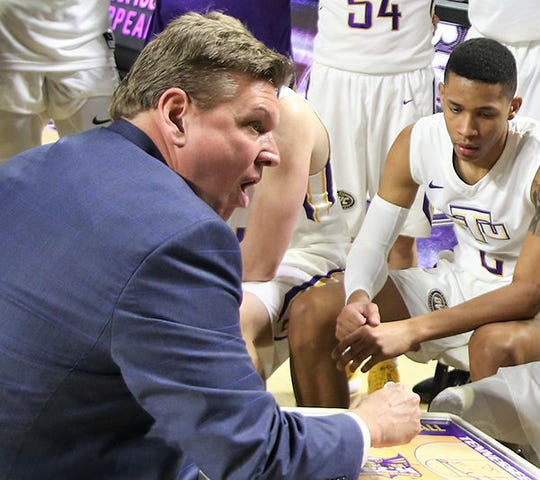 Steve Payne resigned as Tennessee Tech's basketball coach on Sunday.