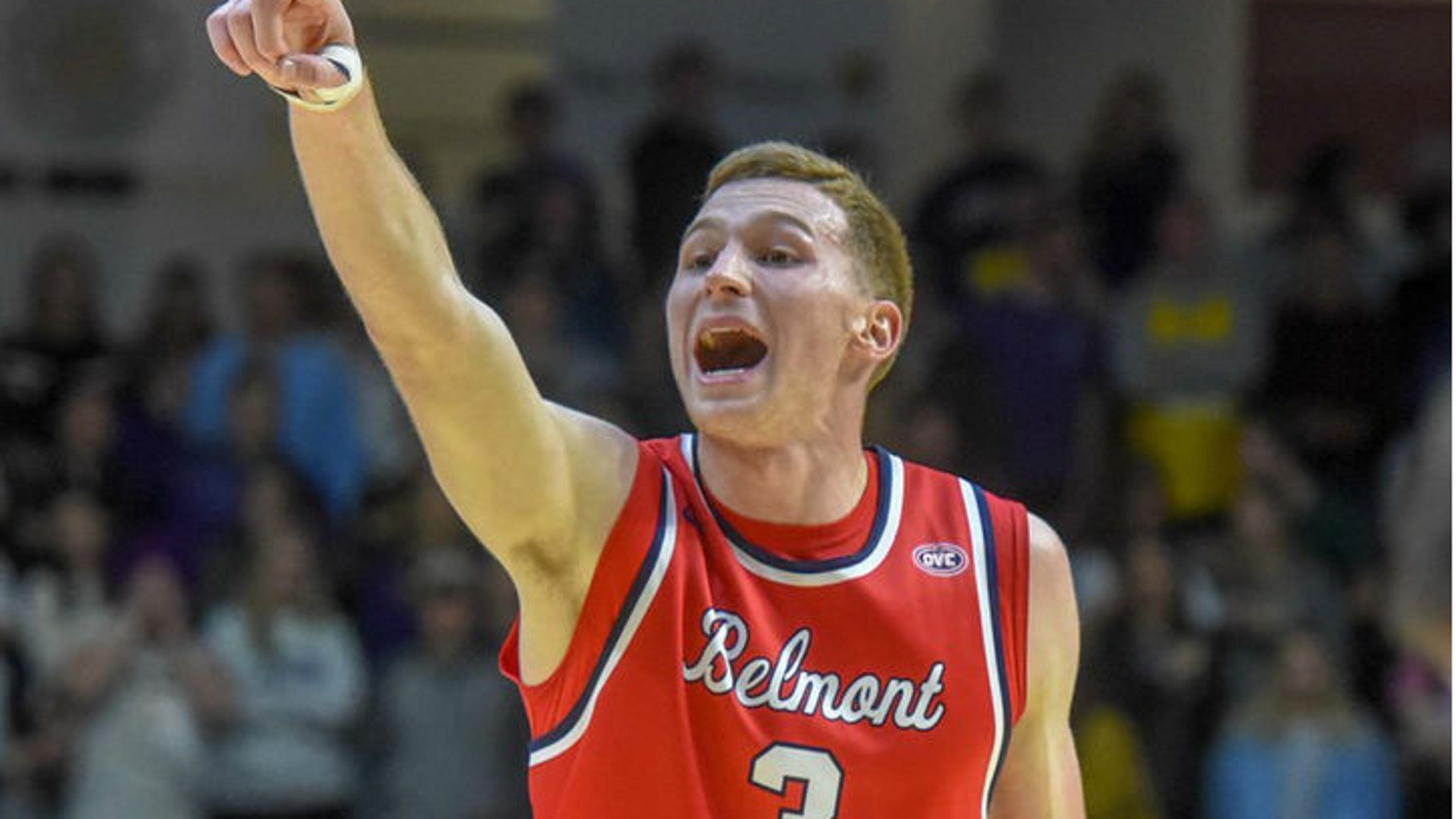 ebf3618eb Belmont s Dylan Windler has a case for OVC Player of the Year