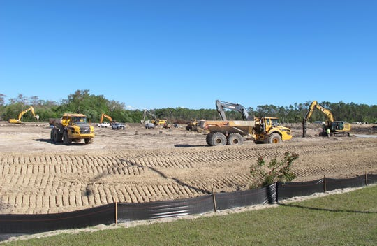Neal Communities broke ground in February for Seychelles, a 224-unit multifamily housing community on 33 acres along Santa Barbara Boulevard south of Davis Boulevard in East Naples.