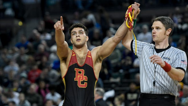 Bergen Catholic Wrestling Adds A J And Anthony Ferrari From Blair
