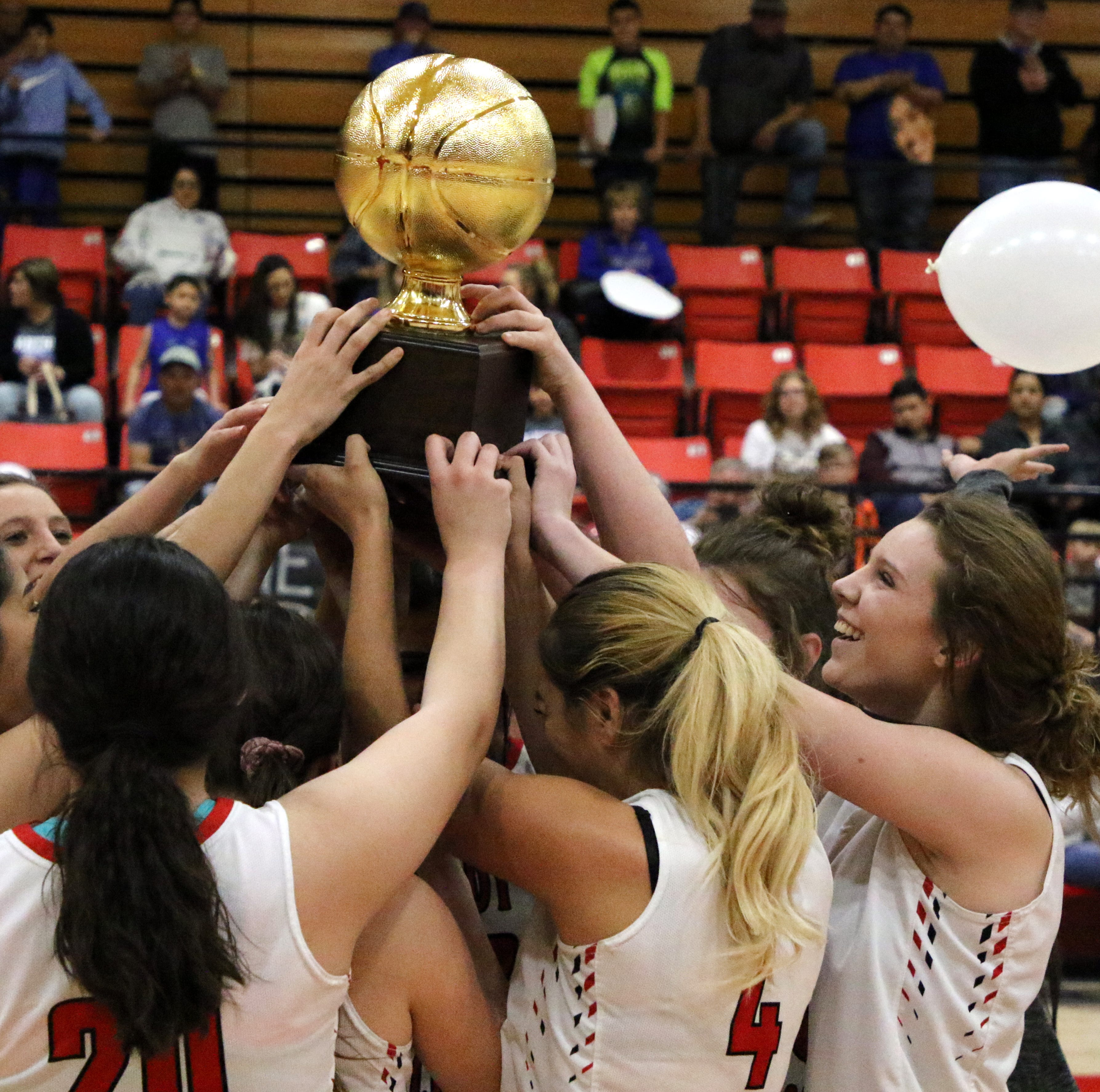 Loving takes Round 5 vs. Jal, wins district title