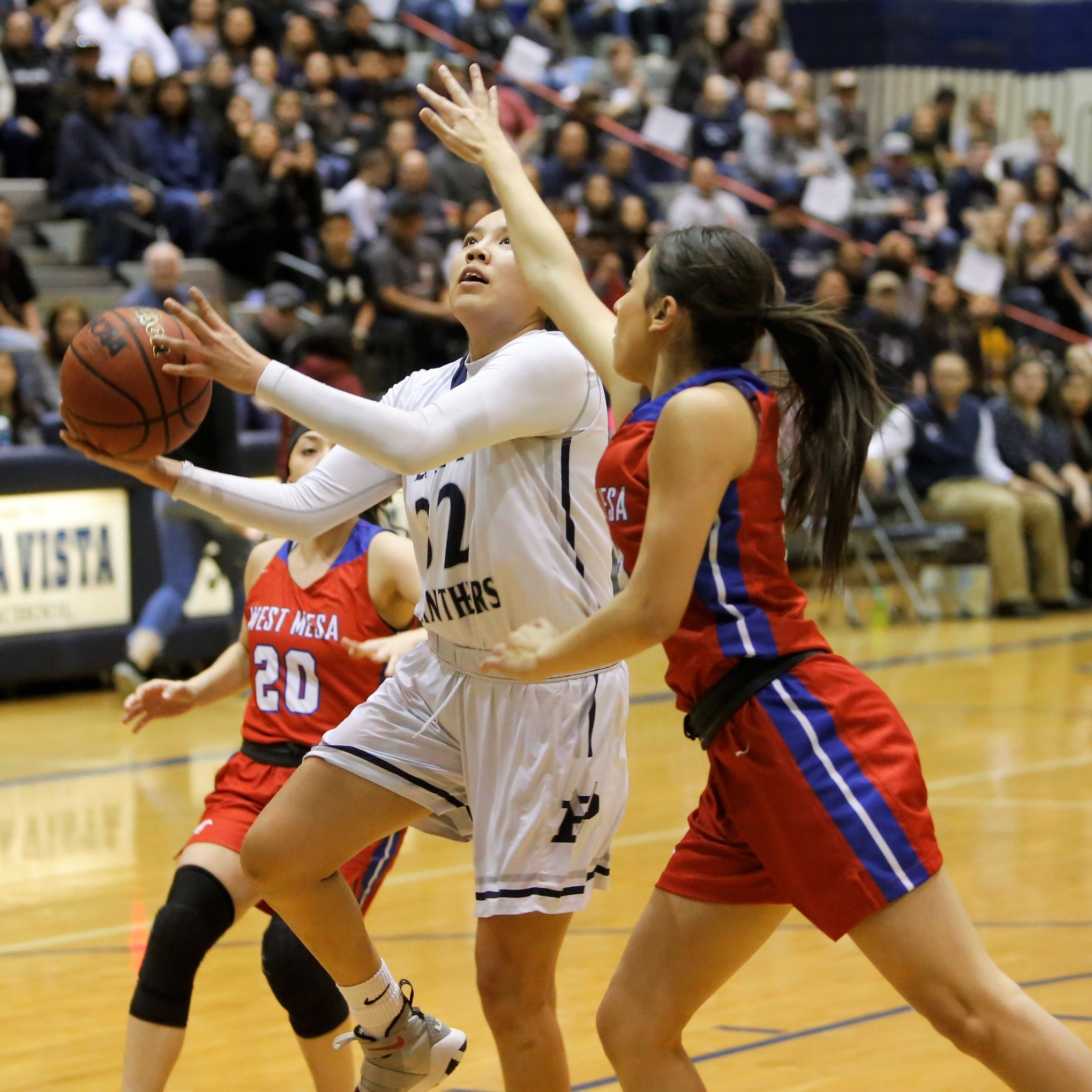 Woods, Billy lead PV girls past West Mesa