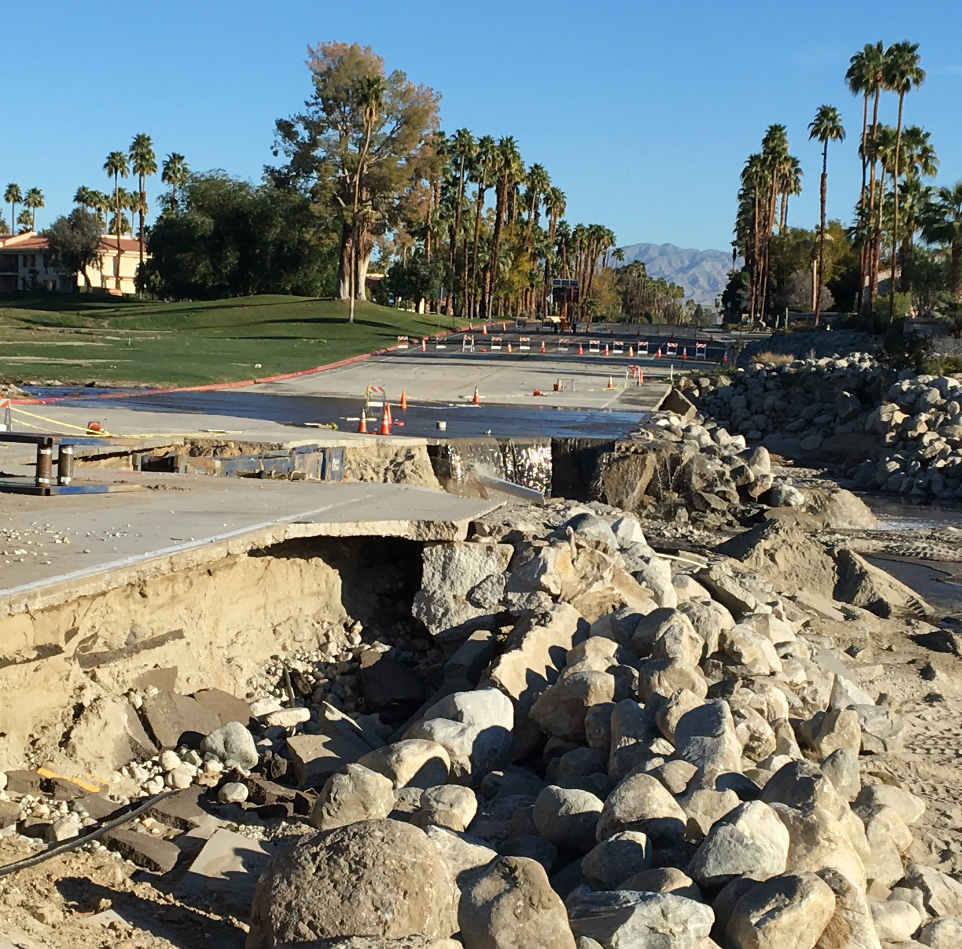 Coachella Valley cities, learn lessons from the recent storm flooding