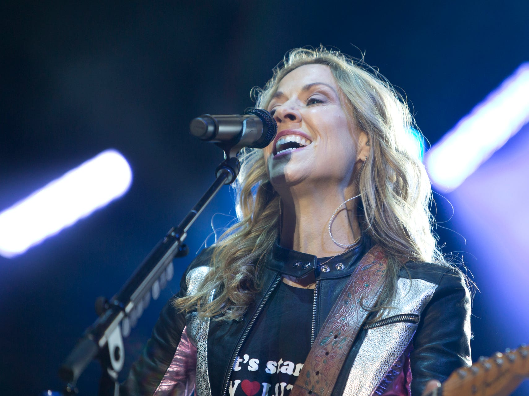 Sheryl Crow performs during the Innings Festival on March 2, 2019, at Tempe Beach Park in Tempe.