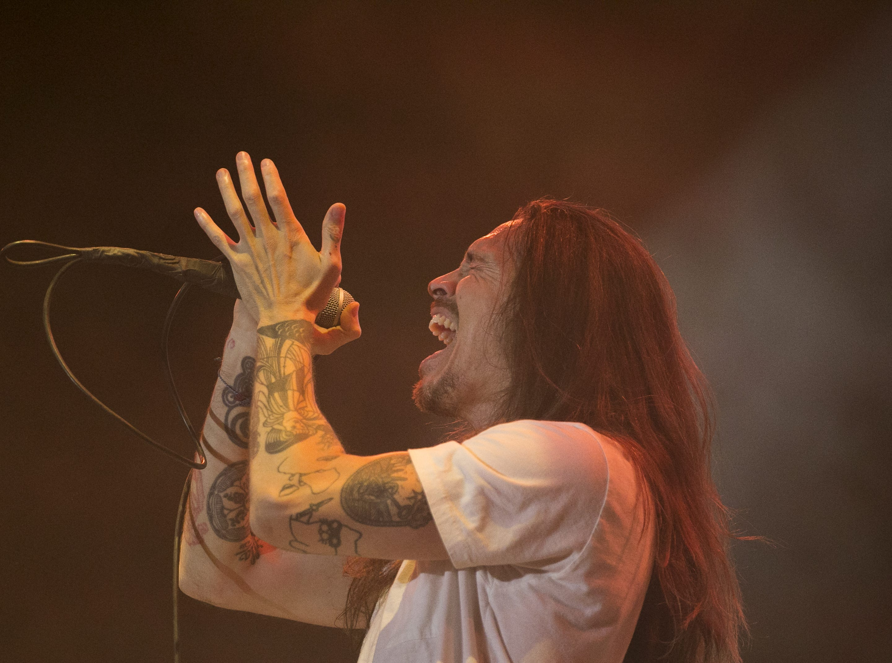 Incubus performs at the Innings Festival at Tempe Beach Park in on March 2, 2019.