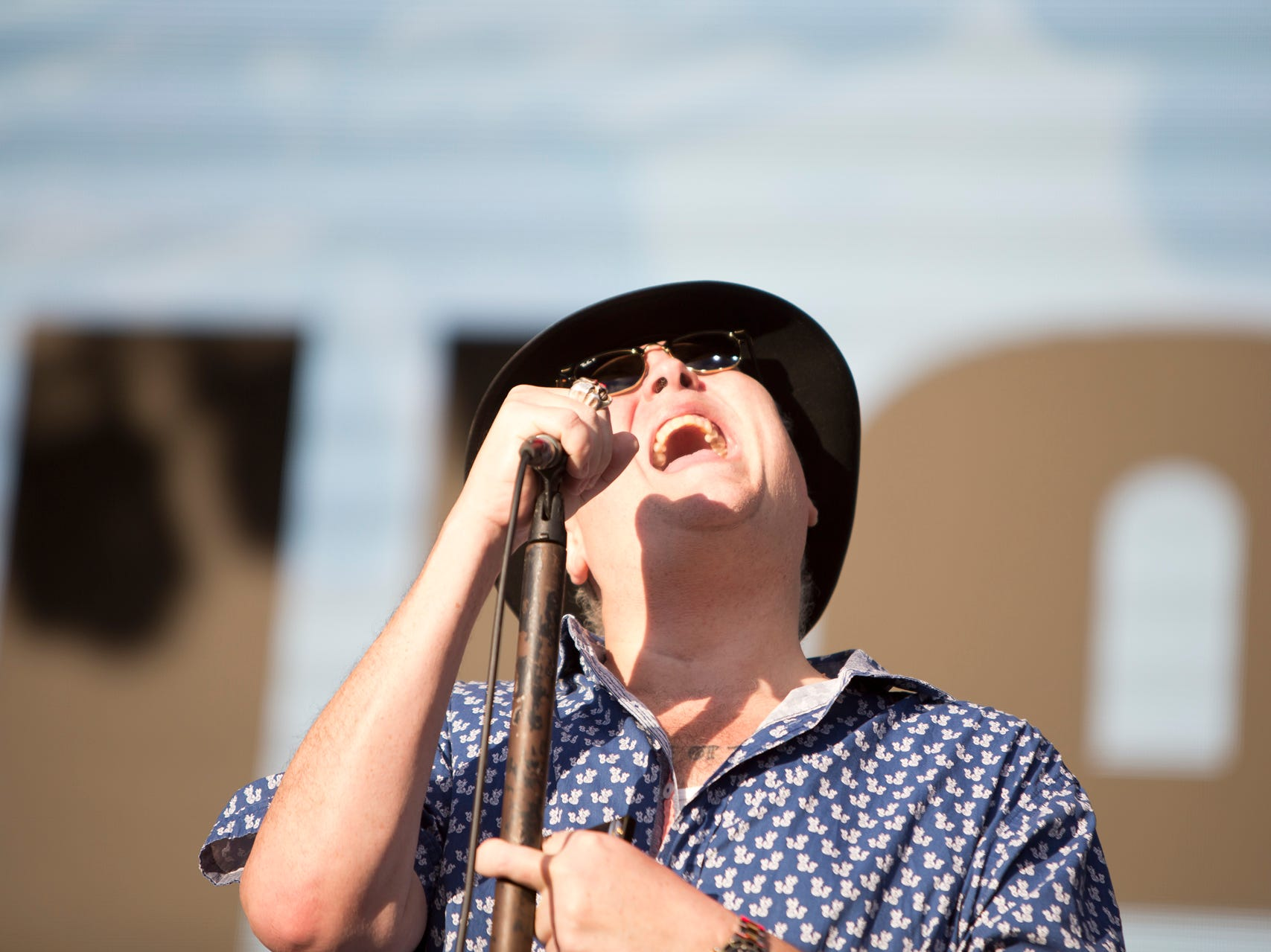 Blues Traveler performs during the Innings Festival on March 2, 2019, at Tempe Beach Park in Tempe.