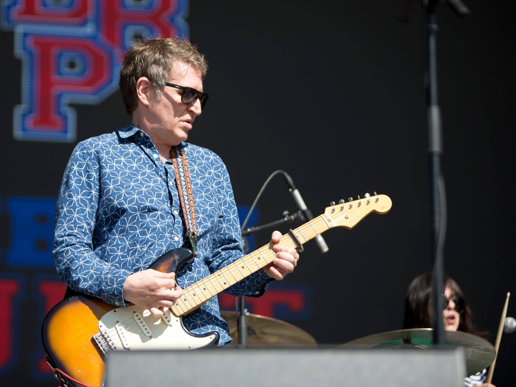 The Baseball Project perform during the Innings Festival at Tempe Beach Park on Saturday, March 2, 2019.
