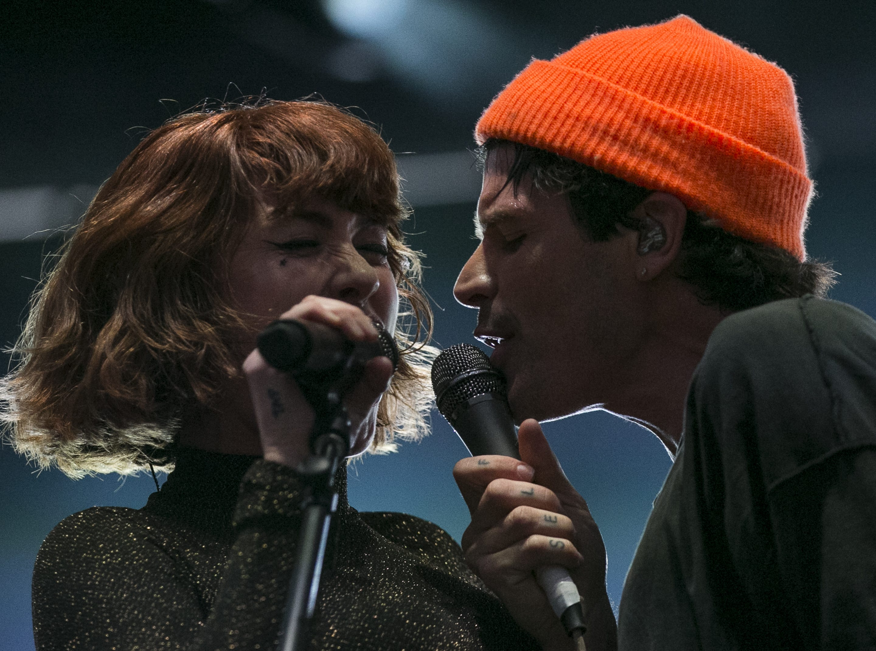 Grouplove performs at the Innings Festival at Tempe Beach Park in on March 2, 2019.