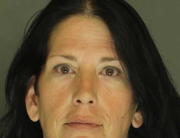 Jammie Windon, arrested for DUI, careless driving and no headlights.