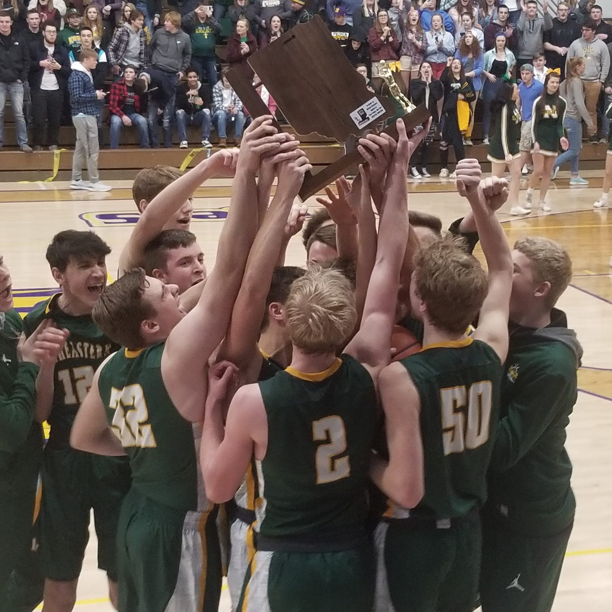 Northeastern claims 5th sectional in 6 years
