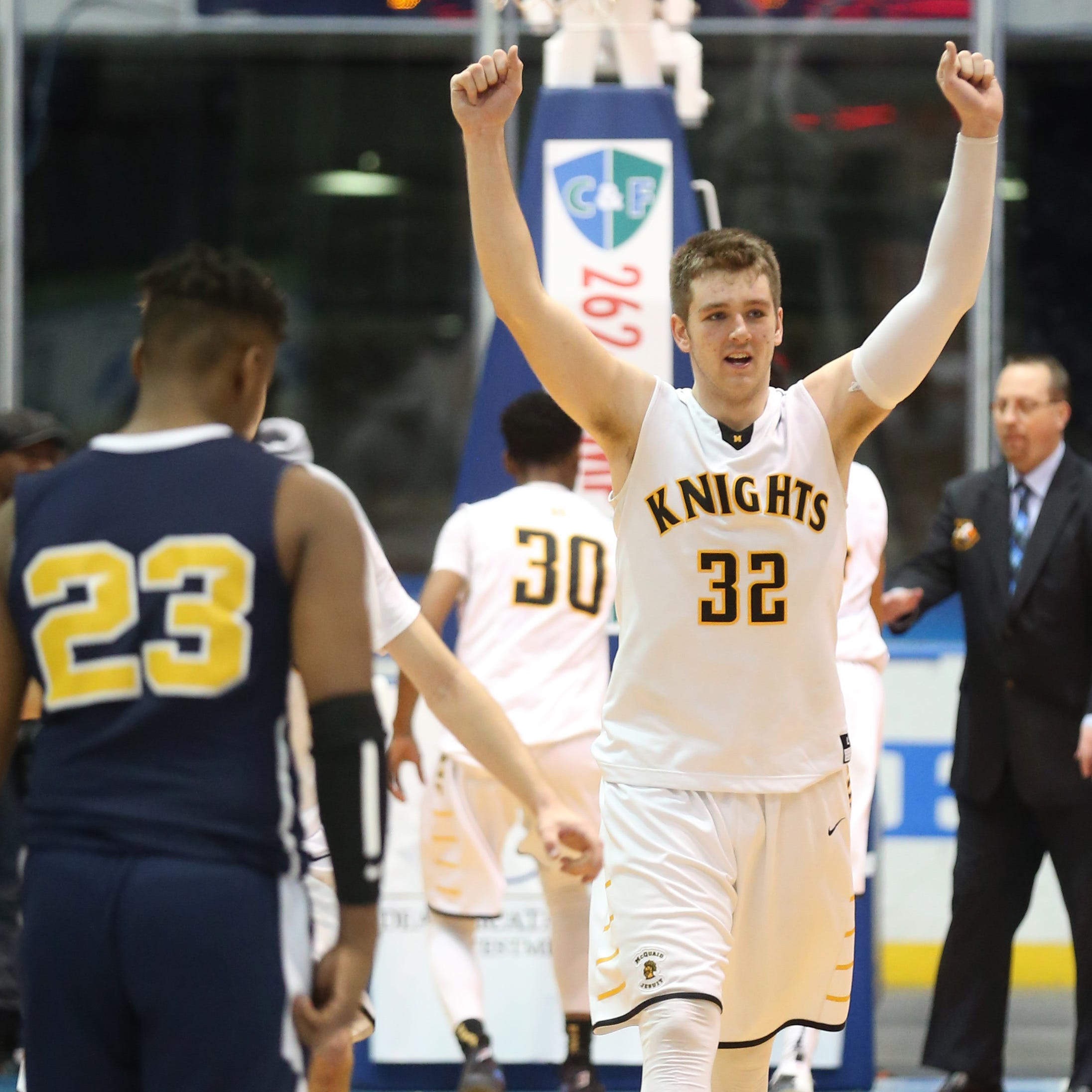Boys basketball: Why Greece Athena is the site of the state tournament quarterfinals