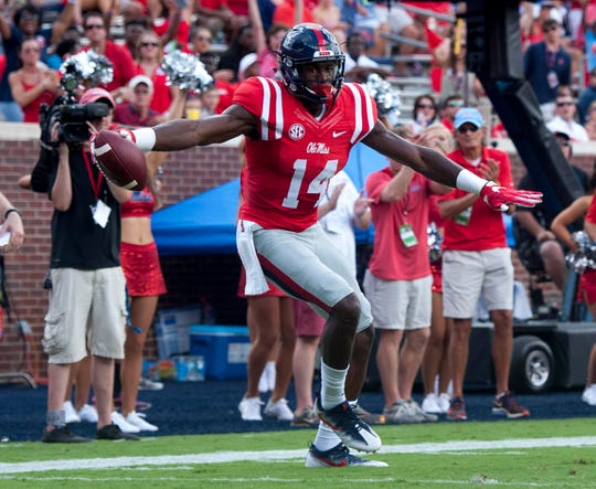 D.K. Metcalf will almost certainly be on the Bills' radar in the first round of the NFL Draft.