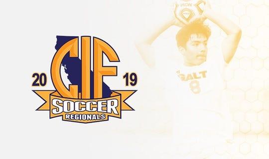 California Interscholastic Federation soccer logo