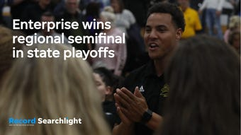 Enterprise is headed to its first regional title game since 2014 on Saturday after a dramatic win over Cosumnes Oaks on Saturday, March 2.