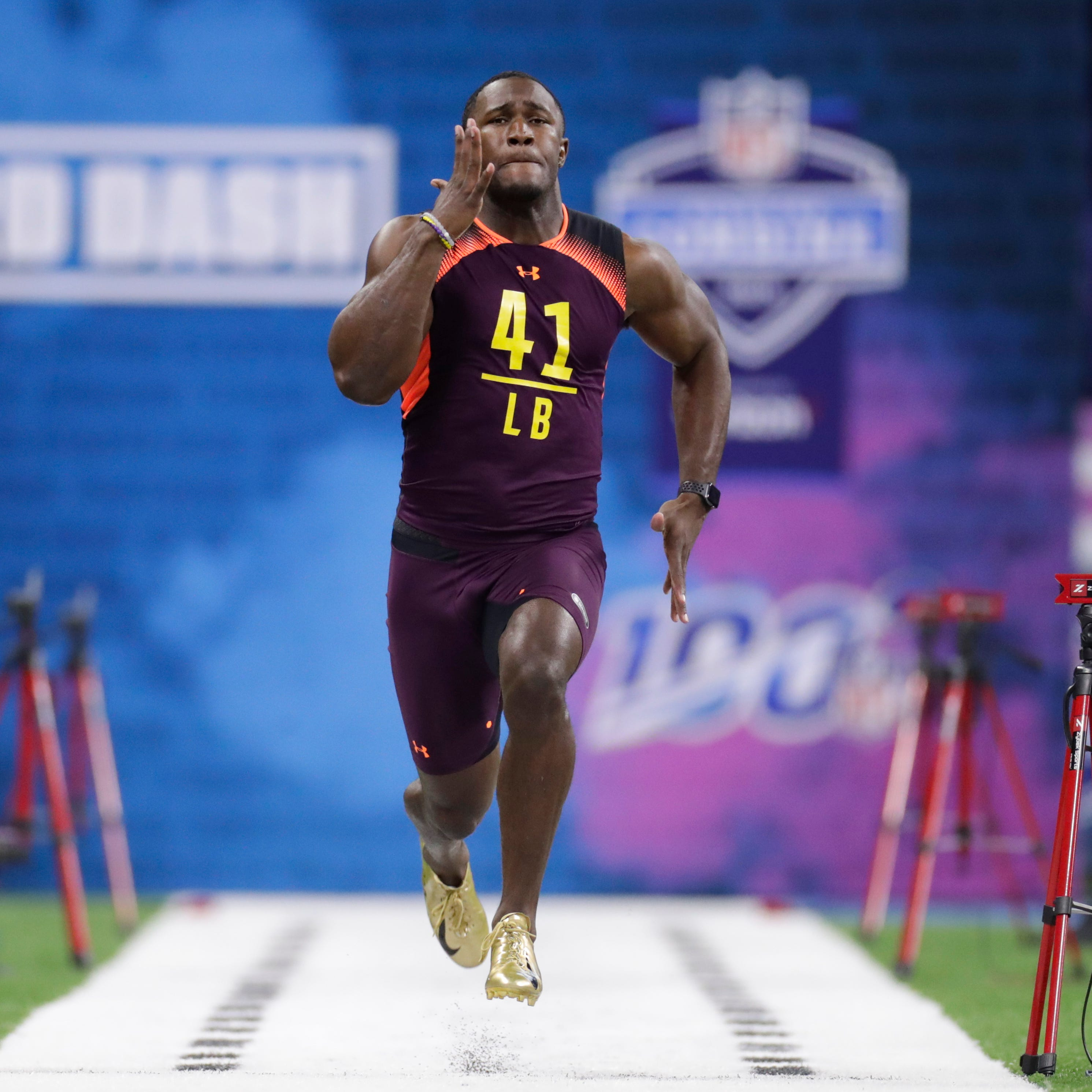 How the Cincinnati Bengals address linebacker issues: Devin White, Devin Bush and the NFL Draft