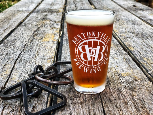 Bentonville Brewing in Arkansas will be at the Flyover Midwestern Brewery Invitational at Mother's Brewing Co.