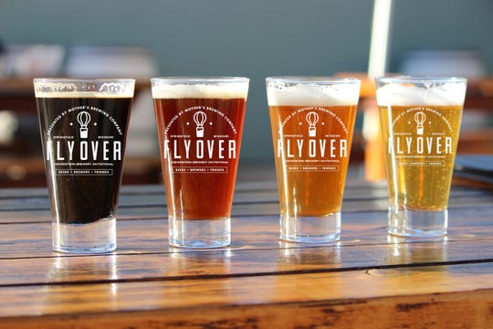 The first Flyover Midwestern Brewery Invitational is Saturday at Mother's Brewing Co. in Springfield.