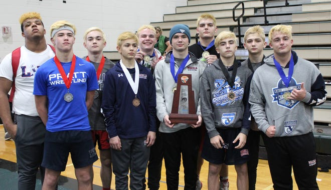 Wakulla's wrestling team captured a Region 1-1A title in dominating fashion, sent a program-record 10 wrestlers to state, and produced four regional champions.
