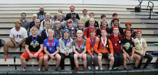Wakulla's wrestling team won a Region 1-1A title, and Florida High captured runner-up as 15 combined wrestlers reached the state tournament.