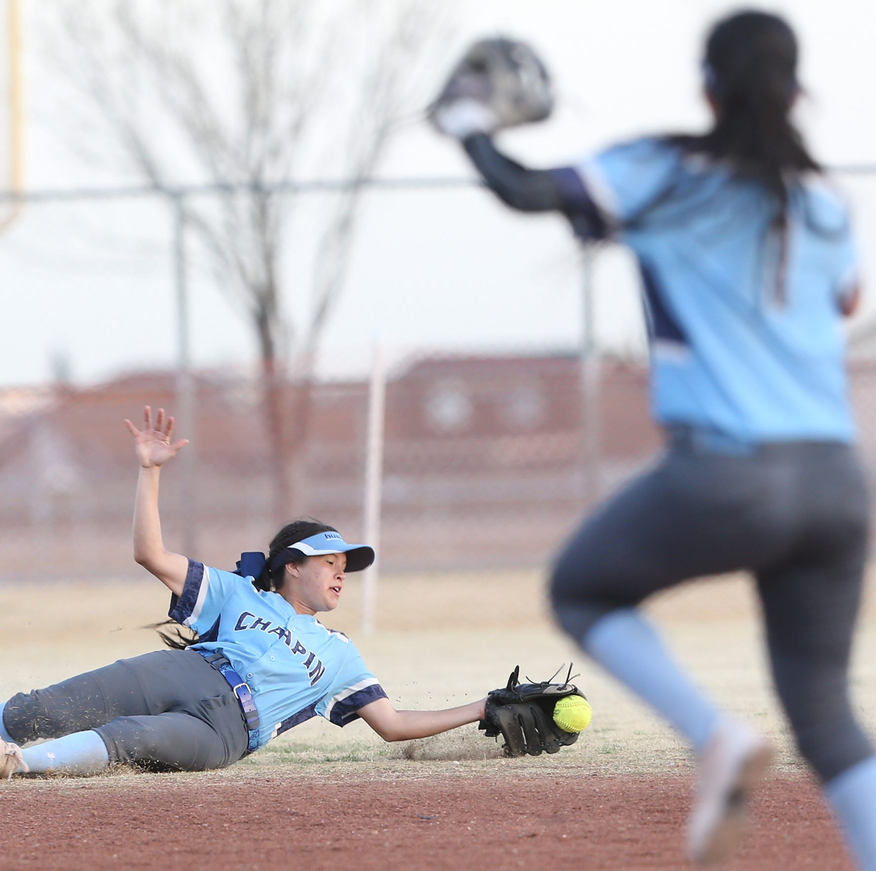 High school sports scores for March 14-15