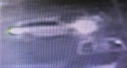 El Paso police released a security camera image of an SUV suspected in a fatal pedestrian hit-and-run on the West Side on March 2, 2019.