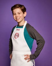 Kyle Sisitsky, from Rye, NY, will compete in the 2019 season of MasterChef Junior.