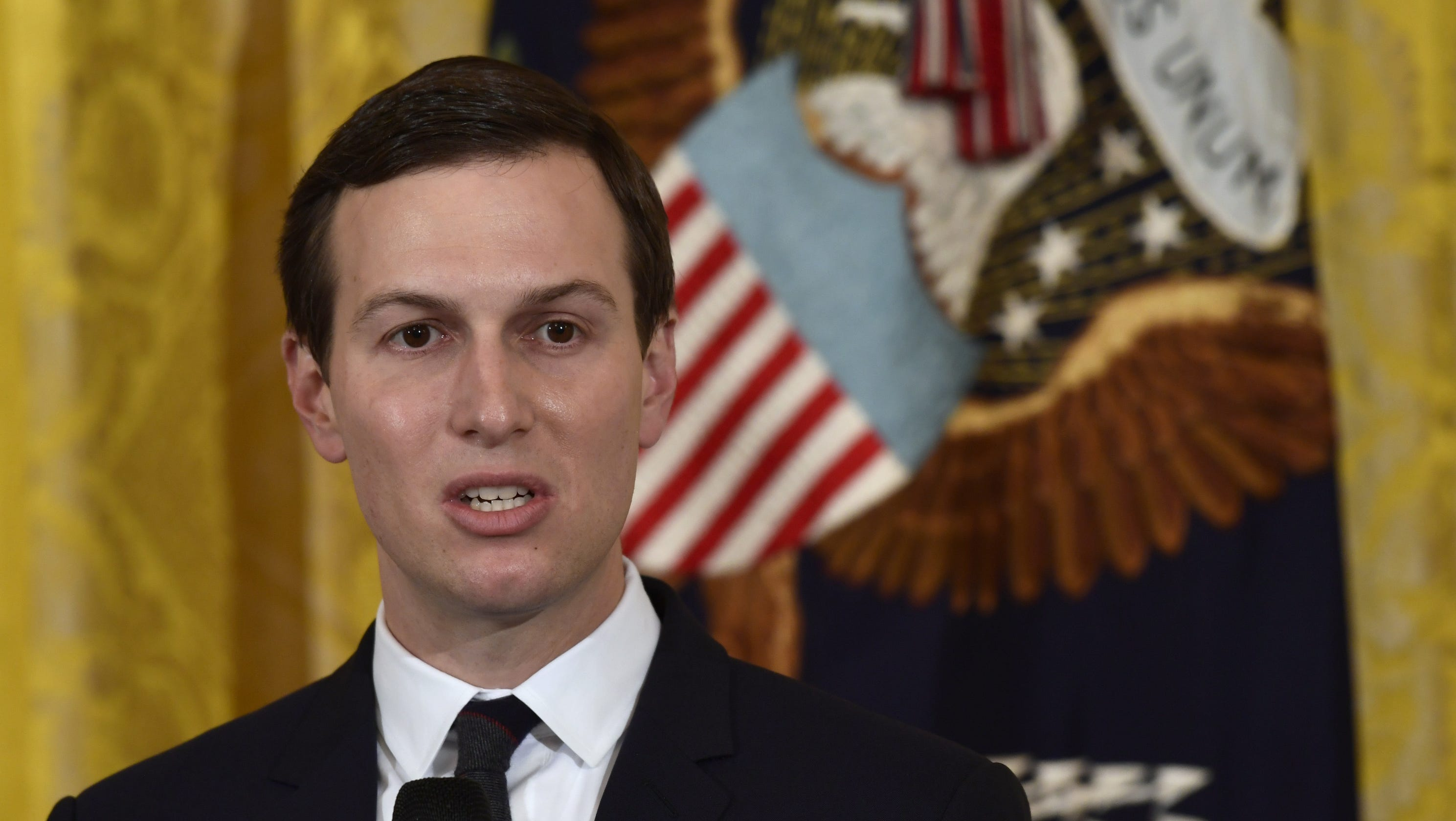 Jared Kushner uses WhatsApp, encrypted messaging, to conduct 'official business,' Dems say