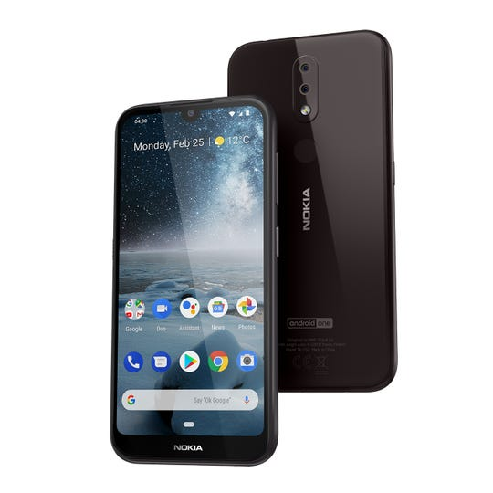 HMD Global's upcoming Nokia 4.2, starts at $169 and combines a 5.7-in. screen, biometric unlocking via your fingerprint or your face, and dual rear cameras.