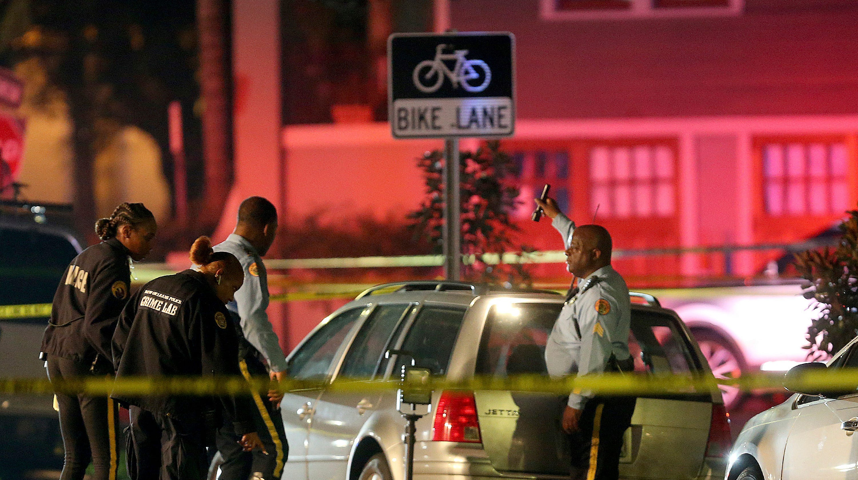 New Orleans Mardi Gras crash: Car hits cyclists, pedestrians