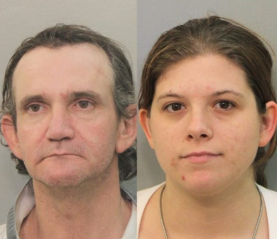 Timothy Lawson Mearse (left) and Angelique Michelle Steitler