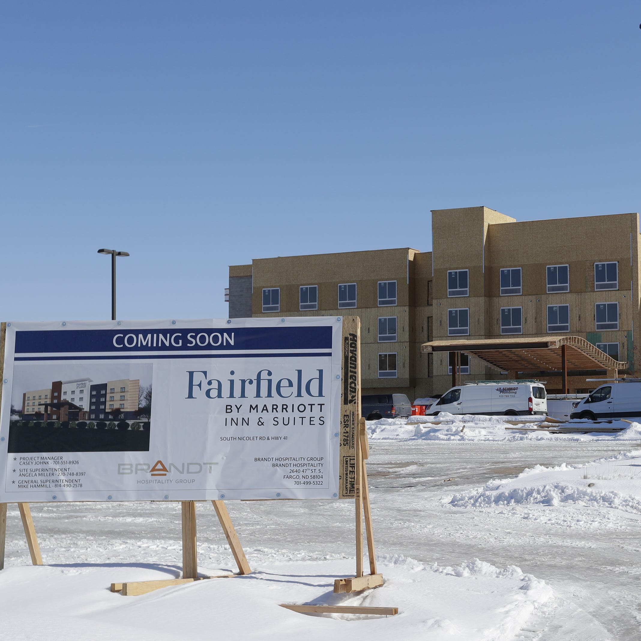The Buzz: Three new hotels get closer to opening in Grand Chute