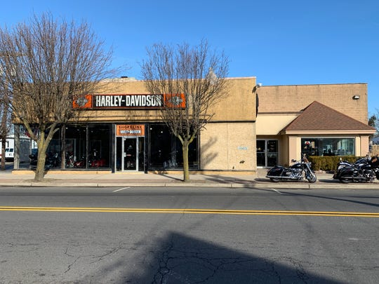 Shoreline Harley-Davidson in Long Brand will move next to Kmart on Route 36 in West Long Branch.