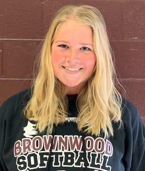 Brownwood senior Chyanne Ellett