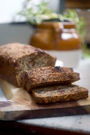 Gluten-free multigrain bread at The Rhu.