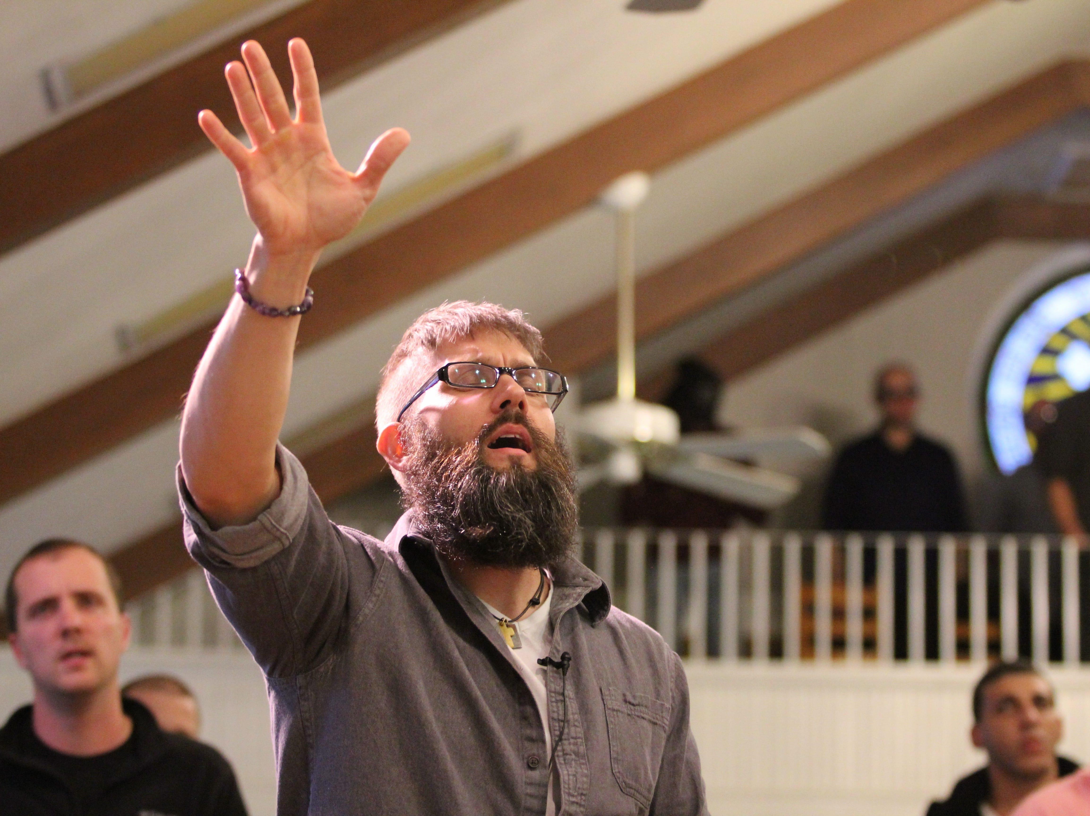 Prayers bring new life to historic Ridgecrest church